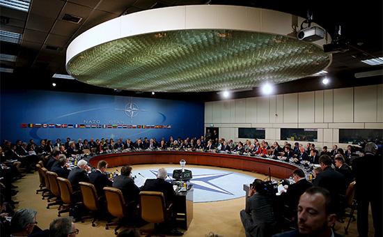 Штаб-квартира НАТО.Брюссель, Бельгия