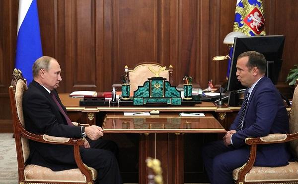 Фото:сайт Кремля