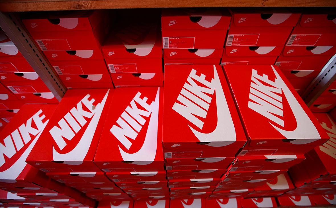 Nike впервые раскрыла долю России в общих продажах своих кроссовок