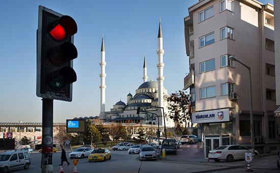 Анкара, Турция. 2016 год