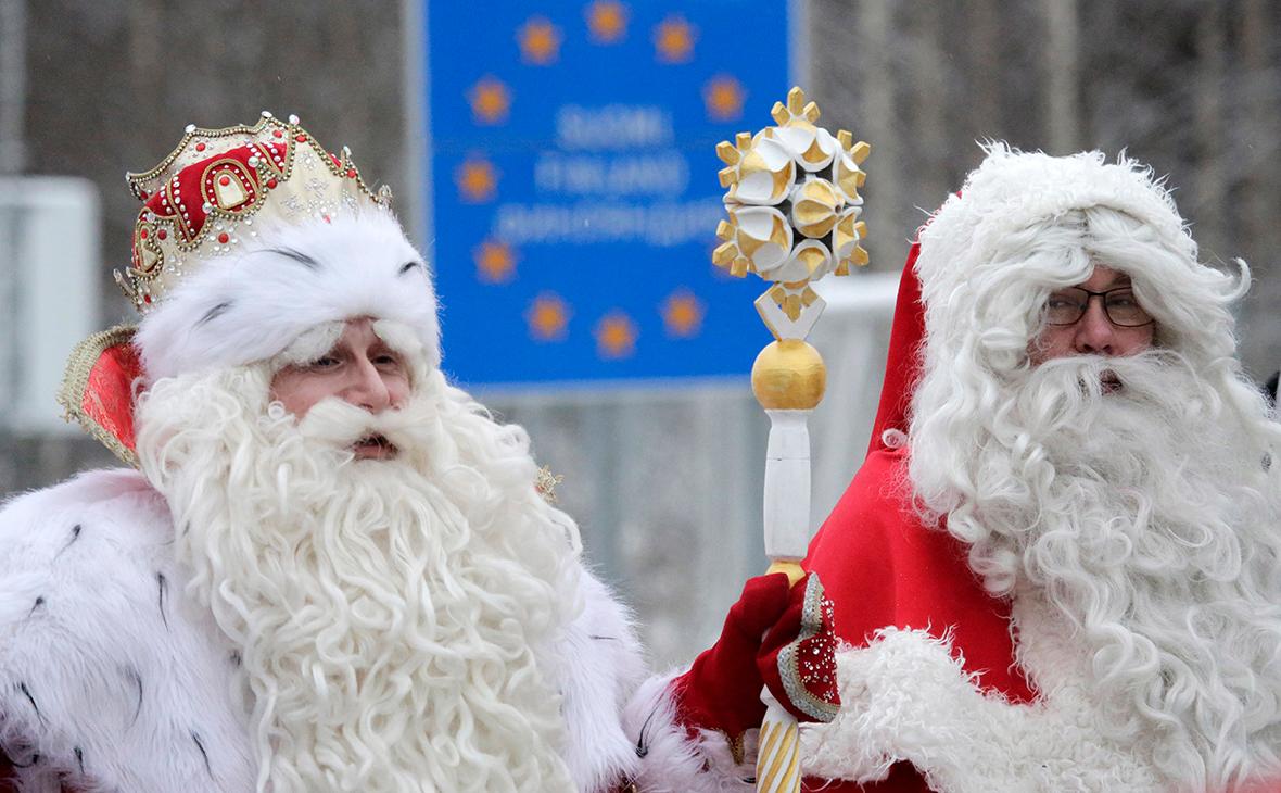 СМИ узнали о планах Финляндии открыть границы для россиян к Рождеству