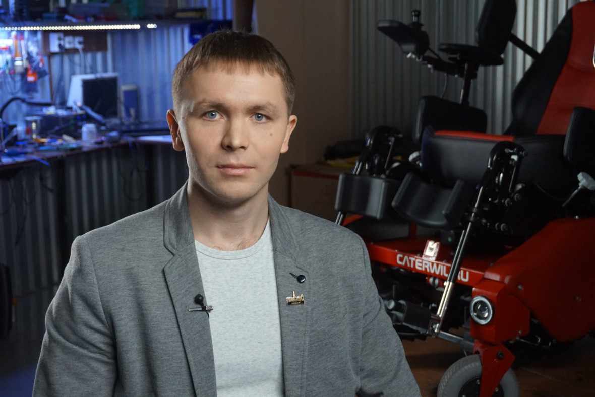ПроектCaterWil Иван Невзоров ведет в 2011 года