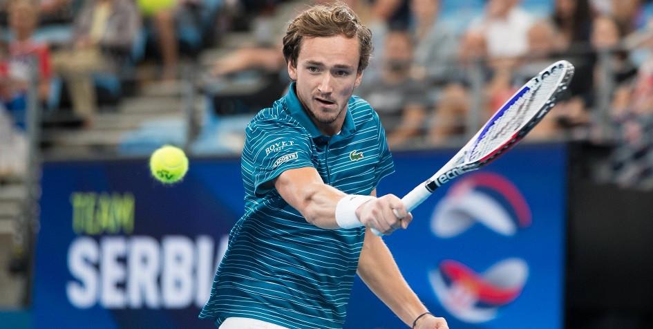 Фото: пресс-служба ATP Cup