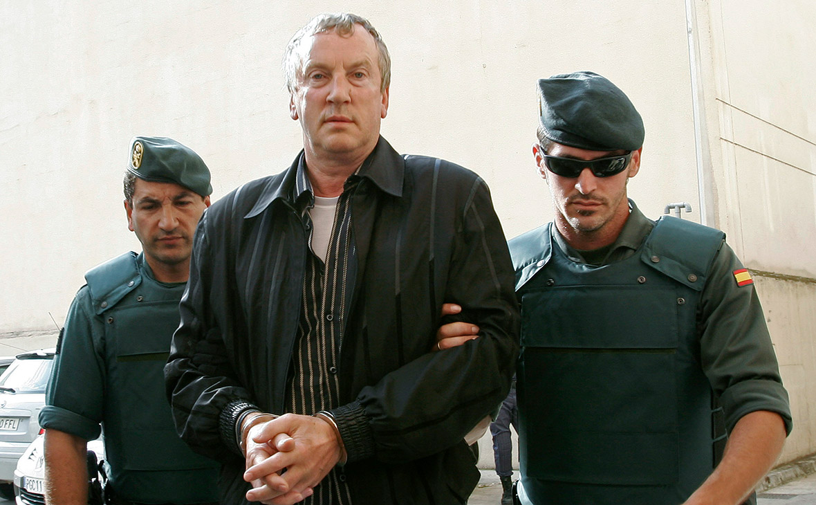 Геннадий Петров. Задержание на Мальорке. 2008 год