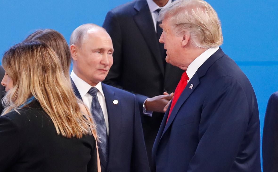 ABC узнала о планах допросить переводчика Трампа на встрече с Путиным