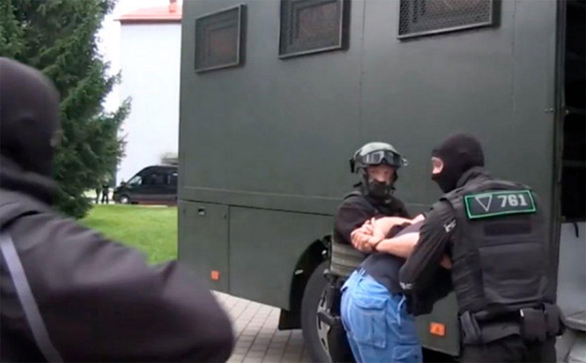 """Фото: скриншот из видеосюжета """"Беларусь 1"""""""