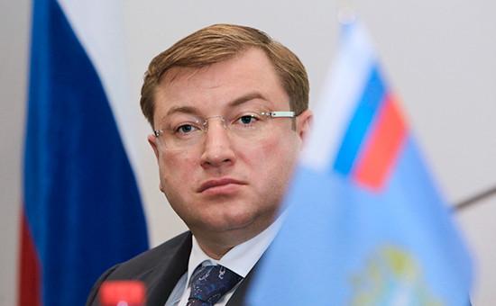 Бизнесмен Дмитрий Михальченко
