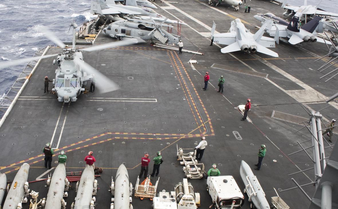 Фото: пользователя U.S. Pacific Fleet с сайта flickr.com