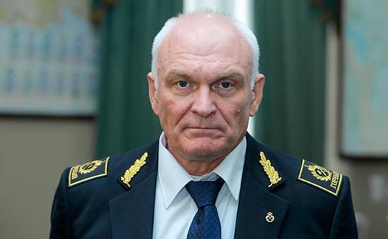 Руководитель Горного университета Владимир Литвиненко