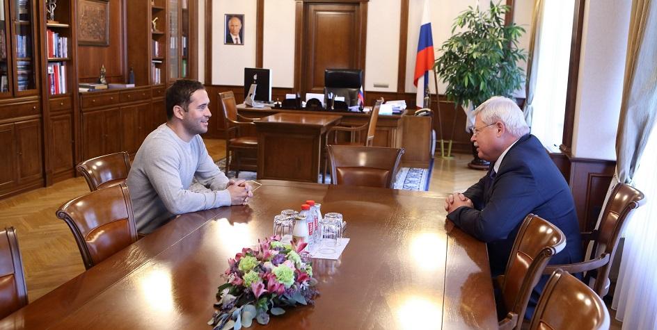Фото: пресс-служба губернатора Томской области