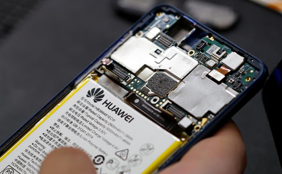 NYT сообщила о торговле компаний из США с Huawei вопреки запрету властей