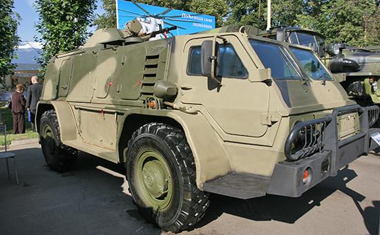 Многоцелевой армейский автомобиль «Водник»