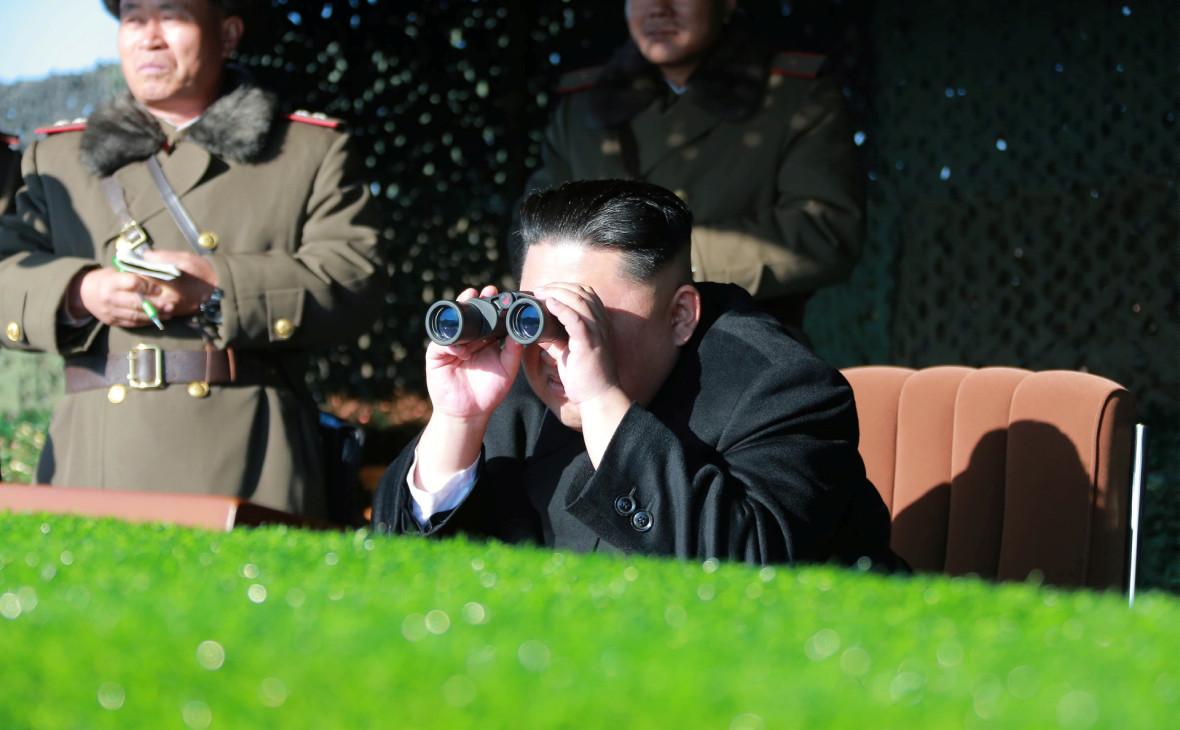 Пхеньян назвал цель ракетных запусков