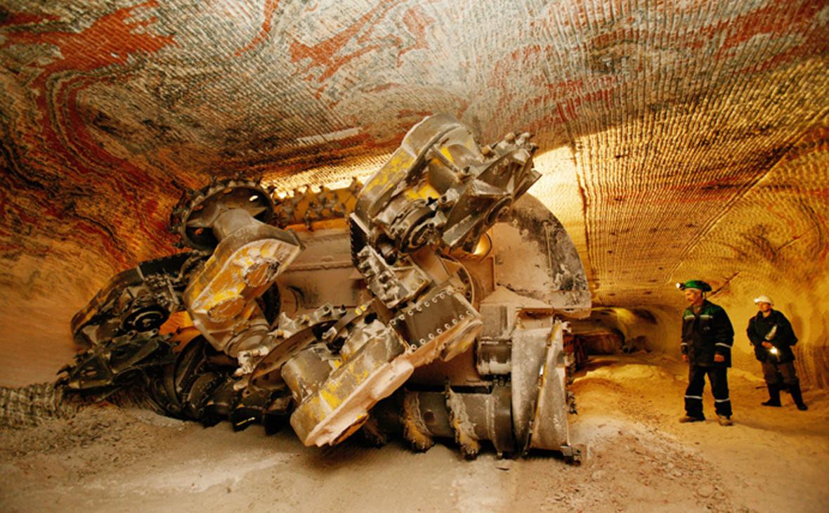 Рудник «Уралкалия»