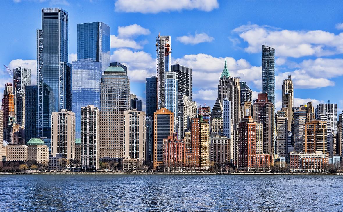 Манхэттен, Нью-Йорк, США
