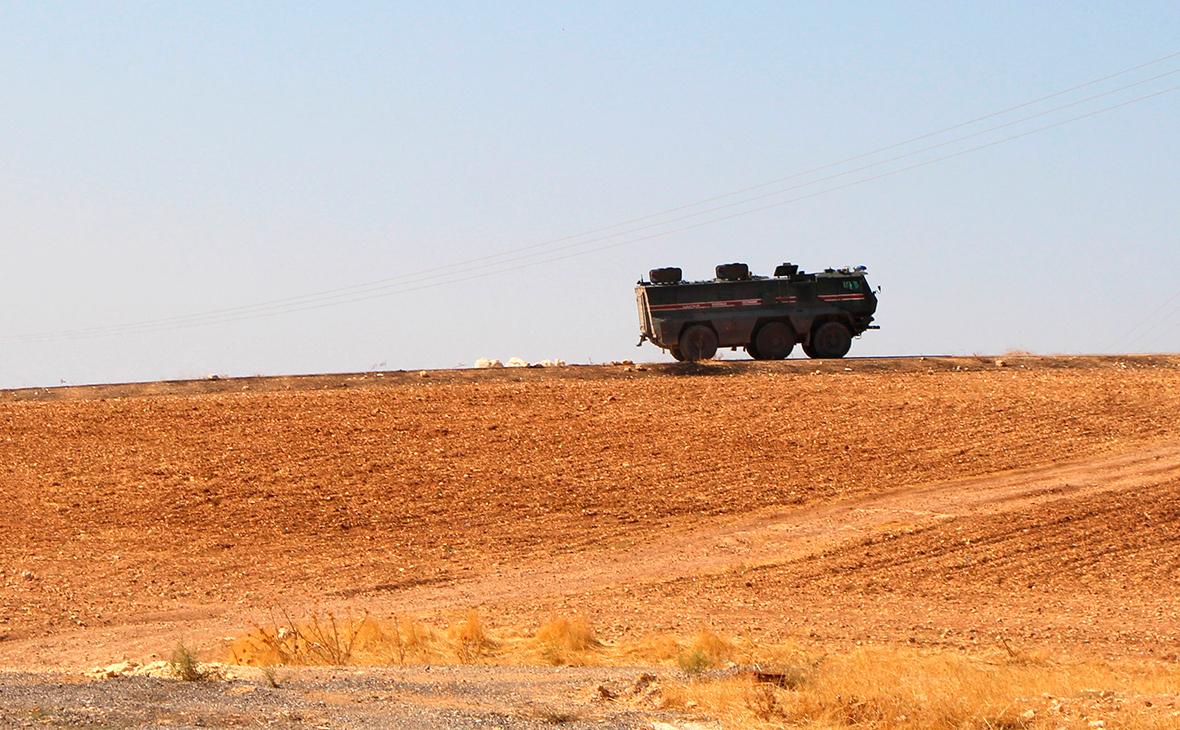 Российский бронеавтомобиль «Тайфун»