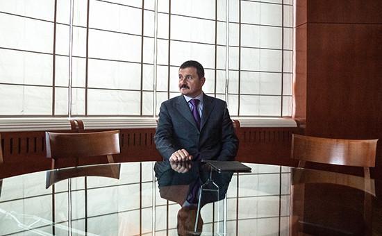 Председатель правления «Российского капитала» Михаил Кузовлев