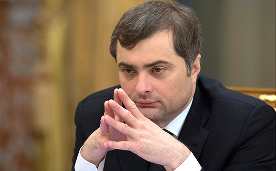 Помощник президента Владислав Сурков