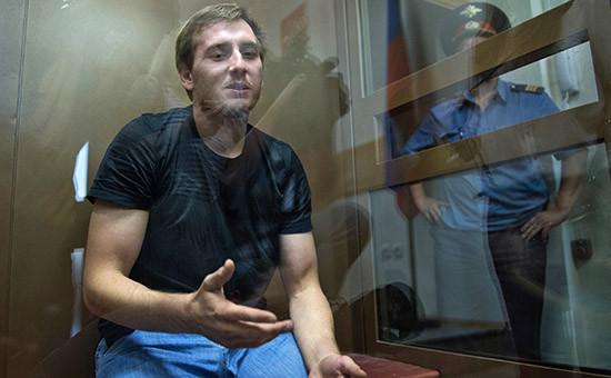 Один из осужденных Артур Минбулатов