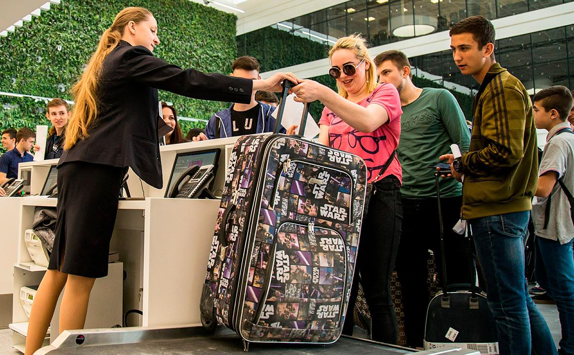Фото: Sip.airport / Global Look Press