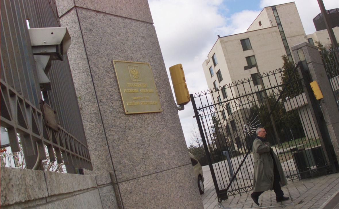 Посольство России обвинило США в переписывании истории Второй мировой