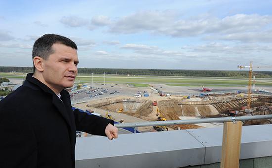 Председатель совета директоров аэропорта ДомодедовоДмитрий Каменщик