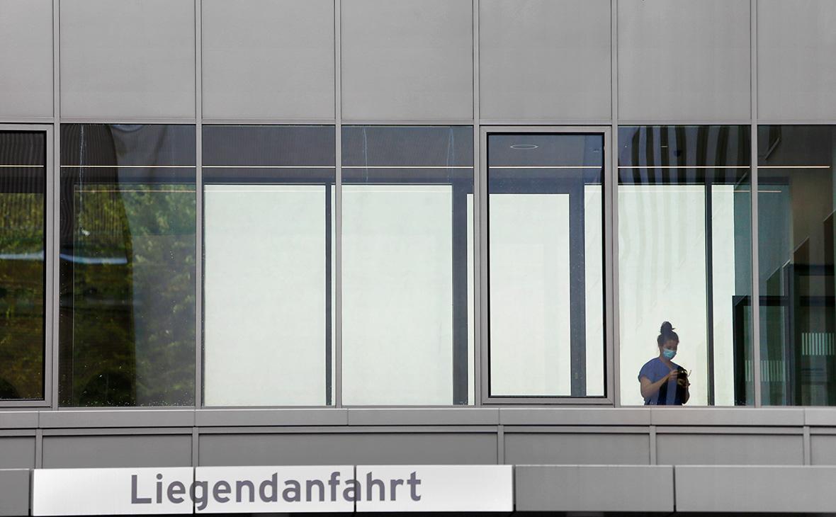 Университетская клиника «Шарите», Берлин