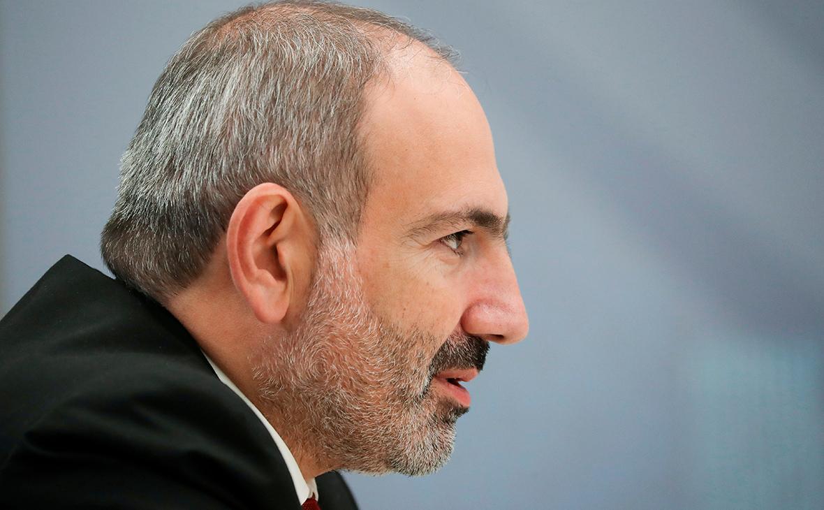 Пашинян не обсуждал с Путиным военное вмешательство России в Карабахе