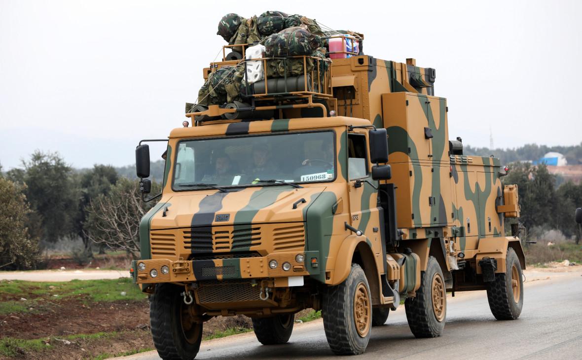 СМИ узнали об отсутствии просьб Турции о помощи у НАТО из-за Идлиба