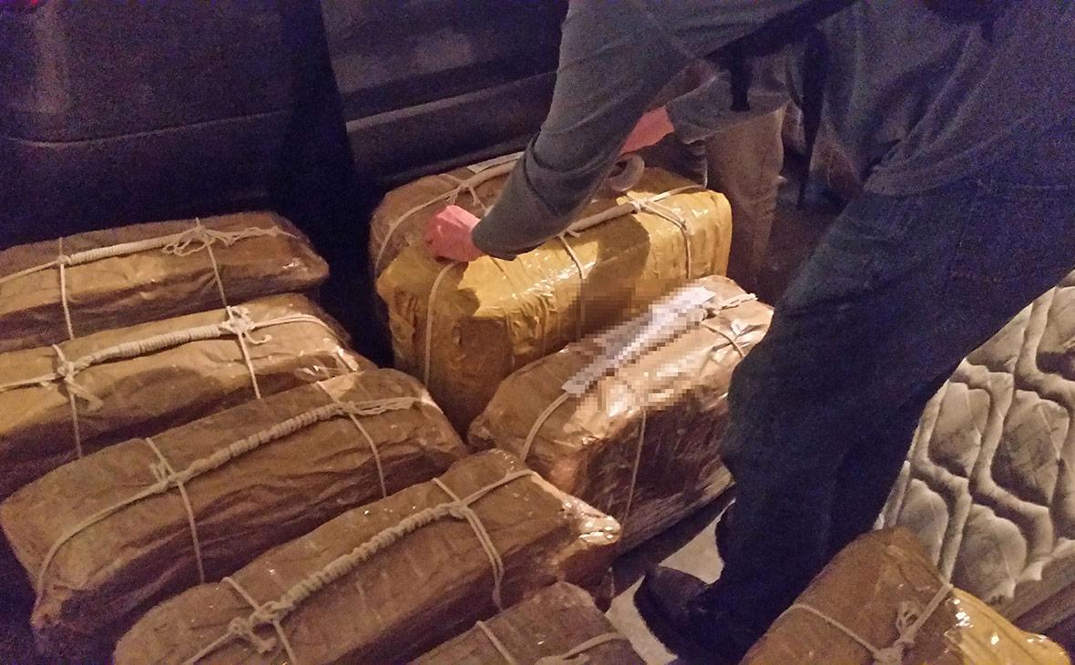 Кокаин, найденный в посольстве России в Буэнос-Айресе