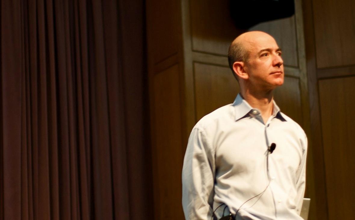 Владелец Amazon Джефф Безос