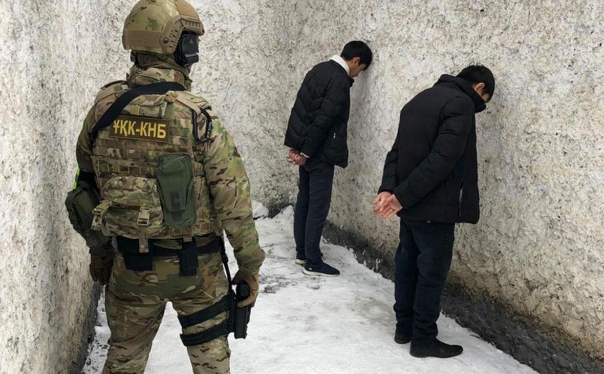 Фото: пресс-служба КНБ РК