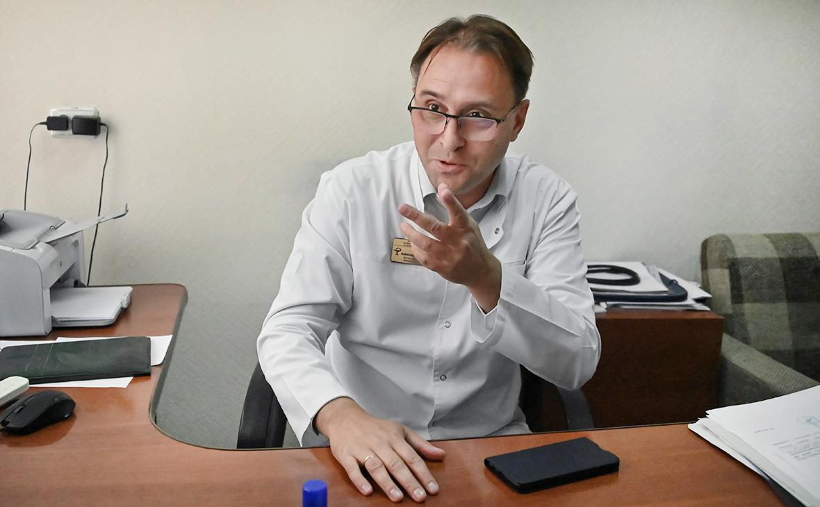 Токсиколог назвал вымыслом данные о повторном отравлении Навального