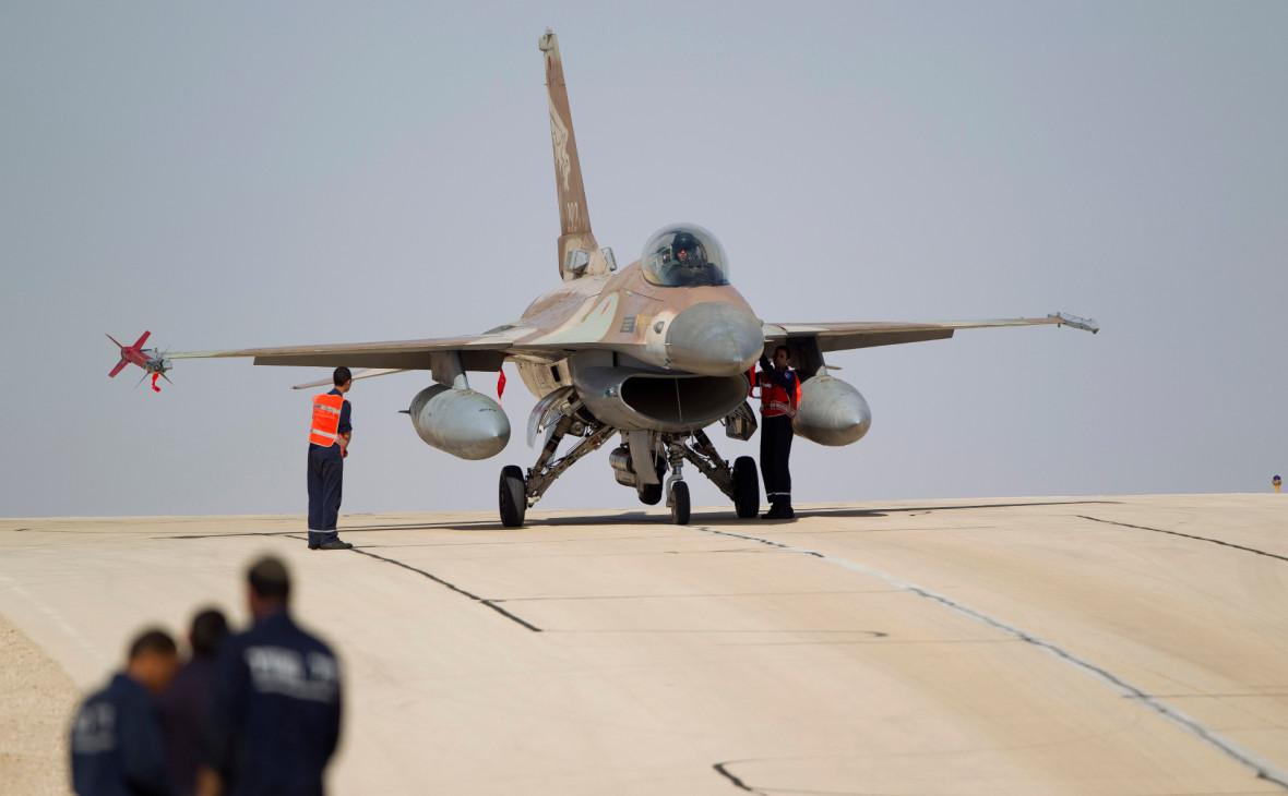 Армия Израиля нанесла ракетные удары по Дамаску