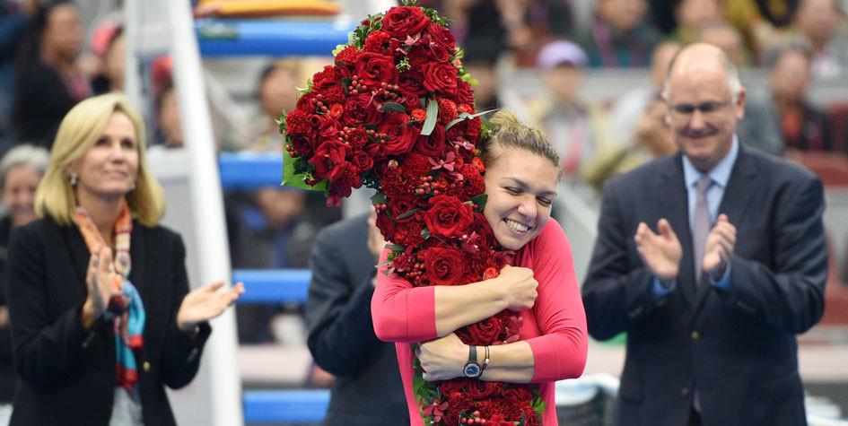 В женском теннисе определилась первая ракетка мира по итогам года