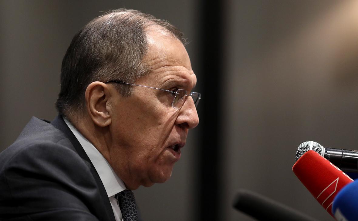 Лавров анонсировал саммит пяти постоянных членов СБ ООН в видеоформате