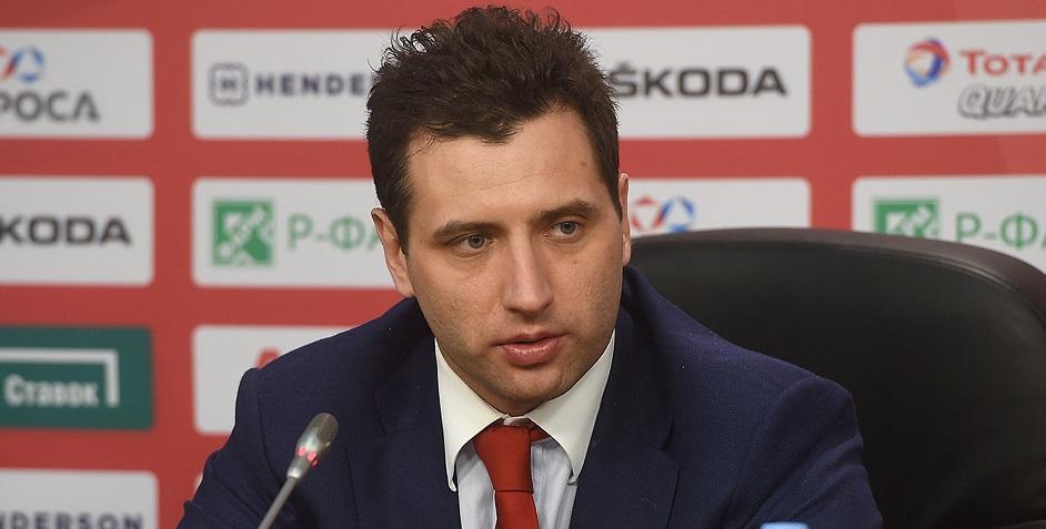 Первый вице-президент Федерации хоккея России (ФХР) и глава штаба сборной России по хоккею Роман Ротенберг