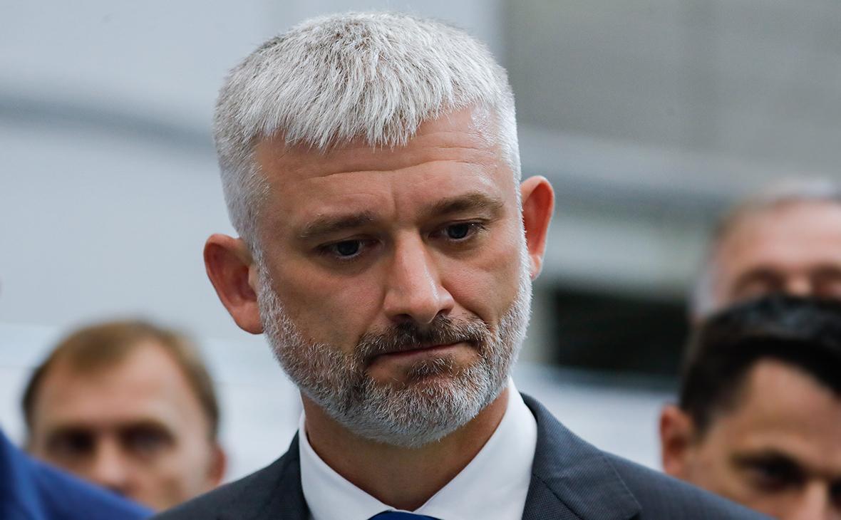 Глава Минтранса стал кандидатом на пост губернатора Белгородской области