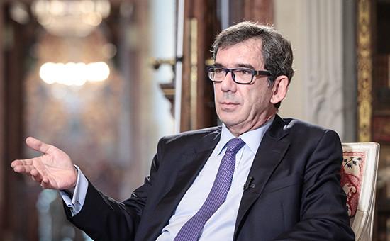 Посол Франции в России Жан-Морис Рипер