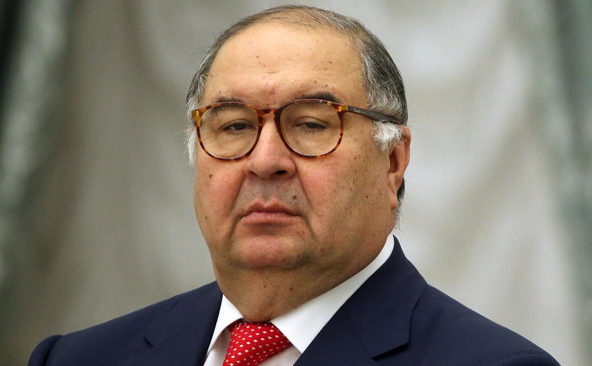 Алишер Усманов