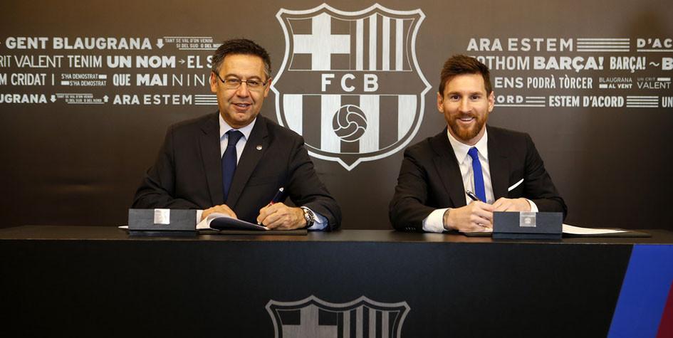 Фото: официальный сайт «Барселоны»