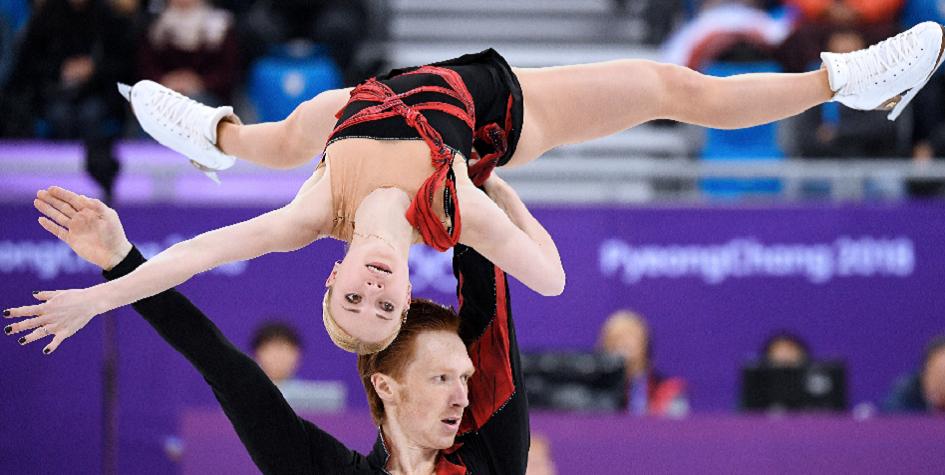 Тарасова и Морозов стали вторыми по итогам короткой программы пар