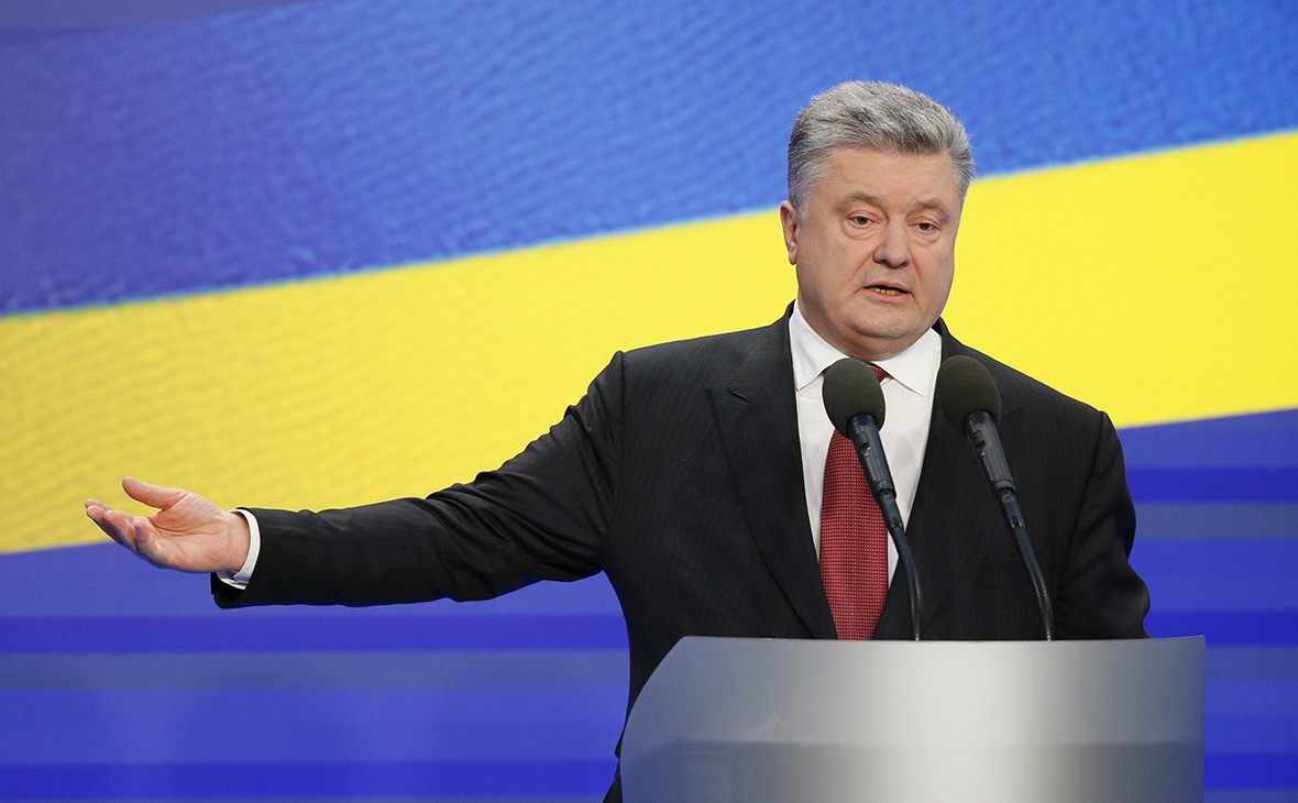 Петр Порошенко объявил о старте новой операции в Донбассе