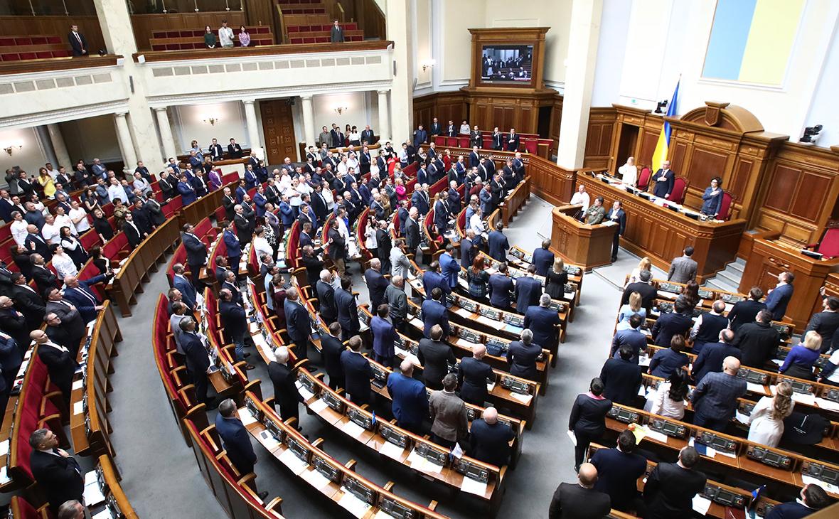Комитет Рады предложил шесть дат для инаугурации Зеленского