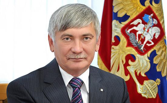 Руководитель Роснедр Валерий Пак