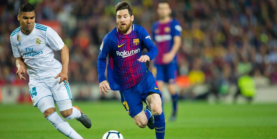 «Барселона» в меньшинстве удержала ничью с «Реалом»