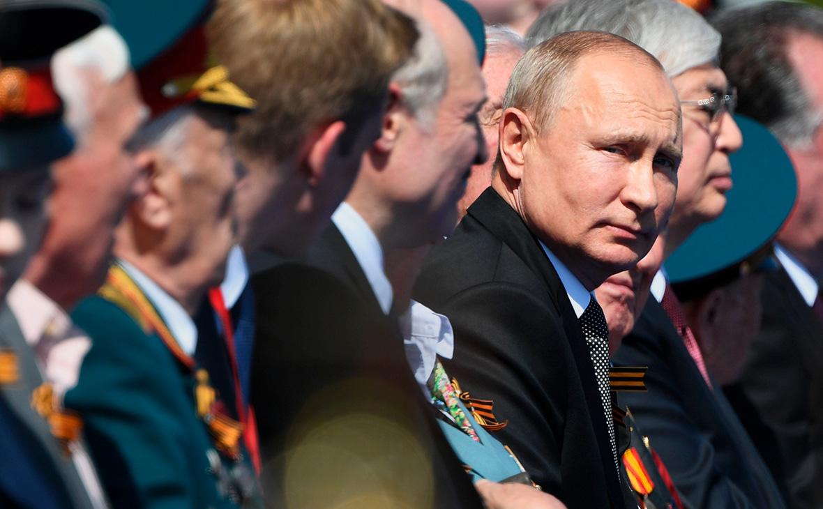 Путин заявил об открытости России для общей системы безопасности в мире