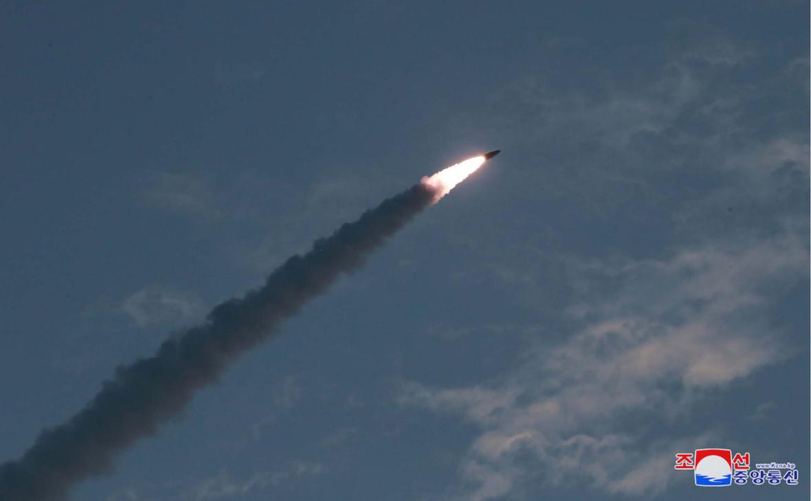 Южнокорейские военные сообщили о запуске КНДР «неопознанных ракет»
