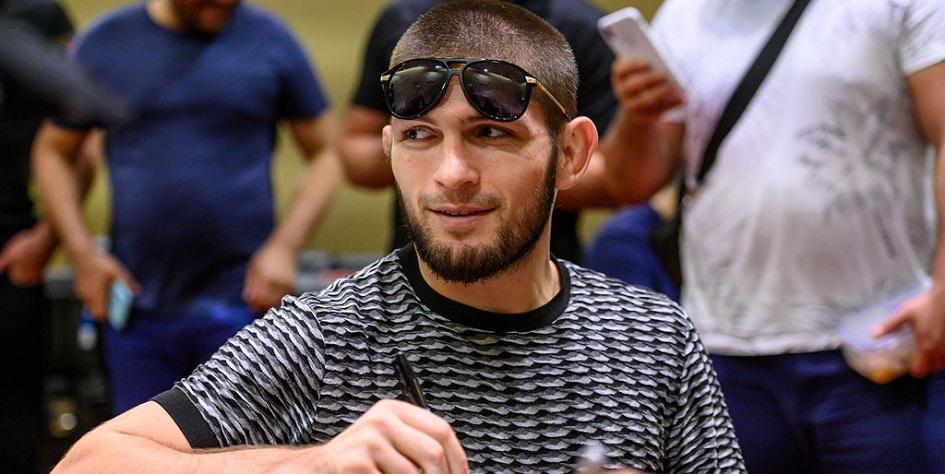 Хабиб Нурмагомедов будет секундантом своего брата на турнире UFC в Москве