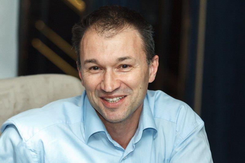 Сооснователь и управляющий iGooods Григорий Кунис